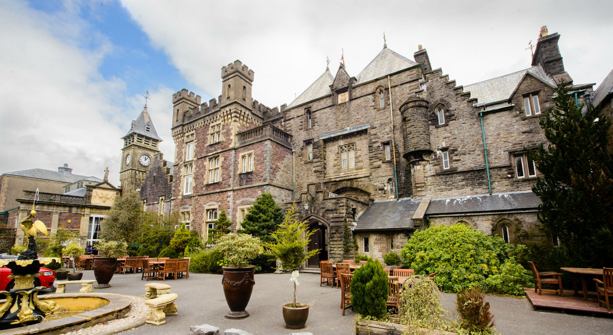Accommodation Deals at Craig Y Nos Castle